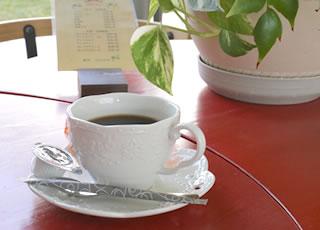定番のブレンドコーヒー